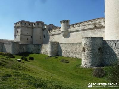 Castillos de Cuellar y Coca - Arte Mudéjar;viajar en semana santa la almudena fiesta excursiones fi